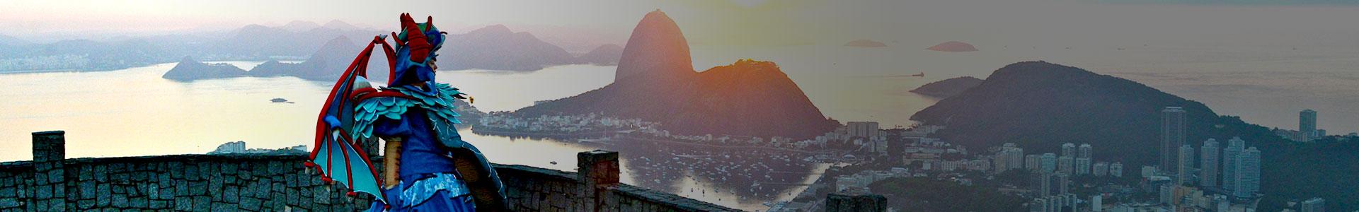 Evento empresarial de Carnaval no Rio de Janeiro
